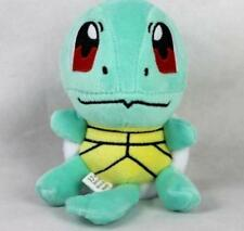 """6.5"""" New SQUIRTLE Lovely Stuffed Soft Plush Toys Doll figure Xmas Gift Pokemon"""
