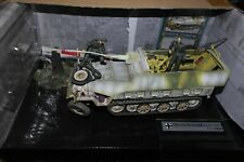 FORCES OF VALOR 1:32 GERMAN 251/9 KANONENWAGEN HUNGERY  1945