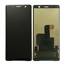 LCD Screen For Sony Xperia XZ2 Compact Touch Glass Assembly Black Replacement