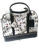 Disney Mickey + Minnie Mouse Weekend Bag For Ladies Approx