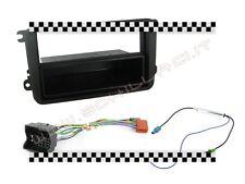 Kit mascherina autoradio 1 DIN + adattatore antenna / ISO SKODA / SEAT