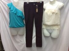 Lot of 3, American eagle, jegging pants size 6, blouses size small,