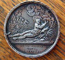 1796 NAPOLEONIC WAR MEDAL FRENCH ARMY IN ITALY BATTLE OF SAN MICHELE SYMBOLIC