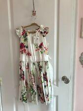 NWT jottum,  girl's dress, 134 10