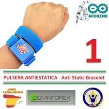 Pulsera Antiestatica Correa Cordless Wireless Adjustable Anti Static Bracel CA37