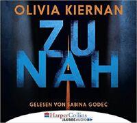 OLIVIA KIERNAN - ZU NAH - GELESEN VON SABINA GODEC   6 CD NEW