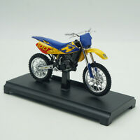 Welly 1:18 Husqvarna CR125 Motorcycle Bike Model Toy New In Box