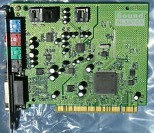 Sound Card: Creative Sound Blaster CT4790, PCI Works  #D-5