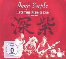 Deep Purple - To the Rising Sun (In Tokyo) [New CD]