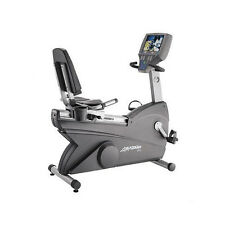 Life Fitness 95Re Recumbent Bike - Cleaned & Serviced