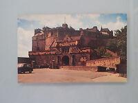 Vintage Postcard - Edinburgh Castle (170)