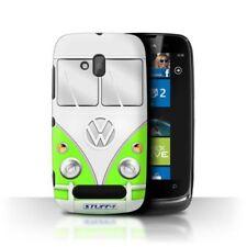 Étuis, housses et coques verts Nokia Lumia 610 pour téléphone mobile et assistant personnel (PDA) Nokia