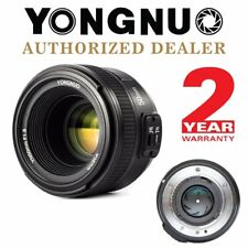 Yongnuo YN 50mm F1.8 Auto Focus Large Aperture AF Lens For Nikon D850 D750 UK
