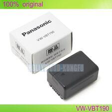 Genuine Original Panasonic VW-VBT190 Battery For HC-V550 V750 V520 V110 VW-BC10