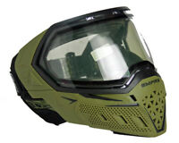Empire EVS Paintball Goggle Mask Olive Black
