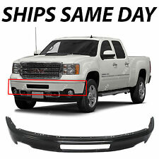 NEW Primered- Steel Front Bumper Fascia For 2011-2014 GMC Sierra Denali HD Truck