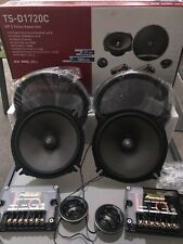Pioneer TS-D1720C 2-Way 6.75 6.5 inch Component Car Audio Speakers NOS Rare SQ