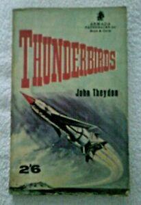 COLLECTABLE THUNDERBIRDS JOHN THEYDON PB 1966.