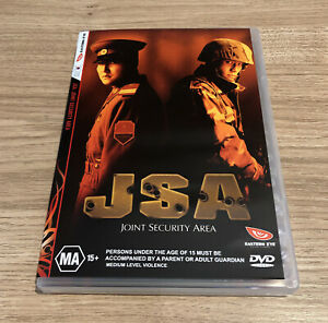 JSA - Joint Security Area (DVD, All Region ) RARE