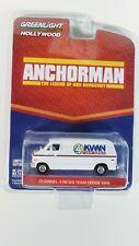 Greenlight Hollywood Anchorman Channel 4 News Dodge Van Series 5