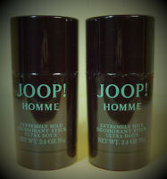 ** 2 X ** Joop Homme 75 ml Deostick Deo Stick Deodorant 75 ml in Folie