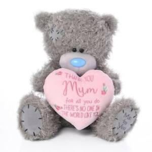 NEW Me to You Tatty Teddy Bear Thank You Mum Soft Plush Sweet Mother's Day Gift!