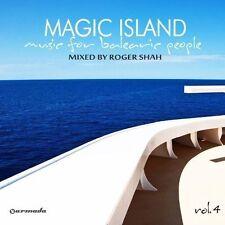 ROGER SHAH - MAGIC ISLAND, VOL. 4: SIGNED NEW CD