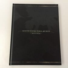 Monster Hunter World Limited BONUS Art Book Only No PS4 game Free Shipping