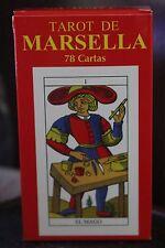 TAROT DE MARSELLA EDITORIAL SOLAR LTD