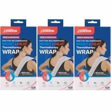 Bed Buddy Doctor Recommended Moist Heat Thermatherapy Wrap (Value Pack of 3)