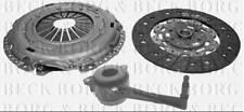 HKT1250 BORG & BECK CLUTCH 3in1 CSC KIT fits VAG A3, Leon, Golf 1.9TDi