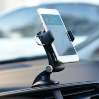 NEU Universal 360° Car Dashboard Cell Mobile Phone GPS Mount Sucker Holder Stand