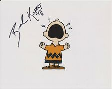 Neues AngebotBrad Kesten Charlie Brown Peanuts Original Autogramm 8X10