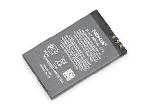 BL-4CT BL4CT Original Nokia Batería Para 7230 X3-00