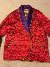 Sandra Ow Wing For NR1 Performance Costume Coat Made In USA