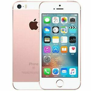"Original Apple iPhone SE 4G LTE WiFi 12MP 4"" 16GB 32GB 64GB ROM 2GB RAM Phone"