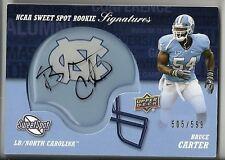 2011 Sweet Spot BRUCE CARTER (Rookie) Auto /599 Cowboys