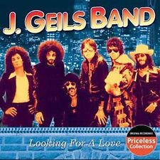 J. GEILS BAND : Lookin for a Love CD