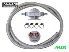 Mocal Mando Filtro de aceite kit Rover V8 K Serie KV6 13/16unf 3/4unf M20