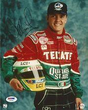 Adrian Fernandez Signed 8x10 Photo PSA/DNA COA Picture Autograph CART IRL Racing
