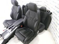 BMW F15 x 5 Interni in pelle Sedili Sportivi Posti Posti pelle Dakota Nero