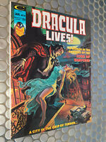 DRACULA LIVES #10 MARVEL HORROR MAGAZINE LILITH DAUGHTER OF DRACULA