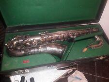 """Weltklang Saxofon Saxophone 1950's  Serial """" 4858"""""""