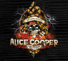Many Faces Of Alice Cooper - 3 DISC SET - Many Faces Of Alice C (2017, CD NUOVO)