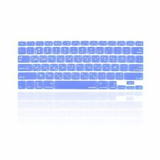 """Arabic / English  Silicone Keyboard Cover for Macbook Pro 13"""" 15"""" 17"""""""