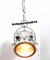 Nautical Pendant Lamp Industrial Marine Hanging Ceiling Light Collectible Gift