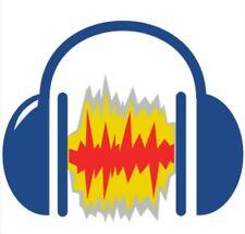 AUDIO RECORDING EDITING MANIPULATION STUDIO WINDOWS -CD