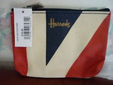 Harrods Union Jack Coin Purse new Labelled
