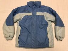 COLUMBIA Cross Terra Youth Puffy Winter Ski Jacket Size 14/16 (J14)