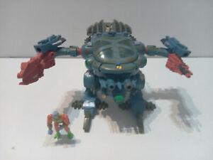 Exo Squad Amphibious Attack E-Frame Con Generale Shiva Playmates Toys 1993